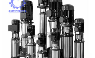 Những thông số kỹ thuật cơ bản cần hiểu của máy bơm trục đứng Ebara