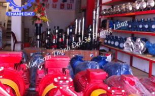 Mua máy bơm nước Ebara chính hãng, giá tốt tại Hà Nội