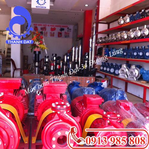 Mua máy bơm nước Ebara tại Hà Nội