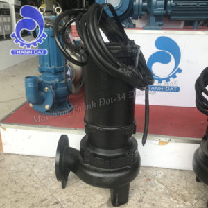 Máy bơm nước thải Kaiquan 65WQ/E33-18-3