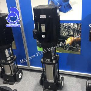 Máy bơm trục đứng Kaiquan KQDP50-20-150