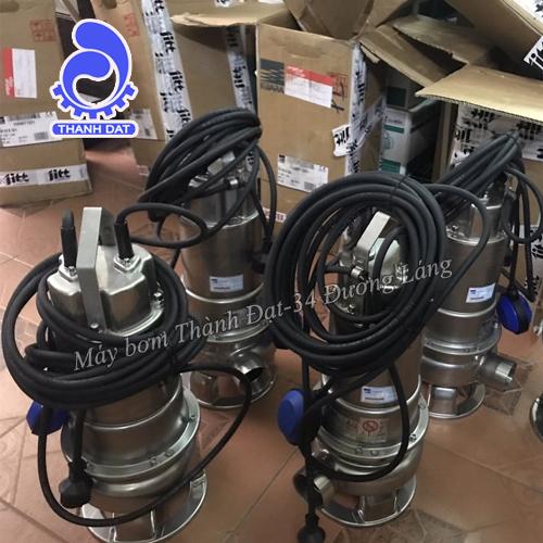 Mua máy bơm nước thải Ebara chính hãng, giá tốt
