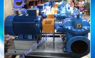 Máy bơm hai cửa hút Kaiquan KQSN300-M9W/453 280kW