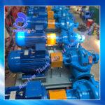 Máy bơm hai cửa hút Kaiquan KQSN200-M9/235 75kW