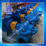 Máy bơm hai cửa hút Kaiquan KQSN500-M19/371 110kW