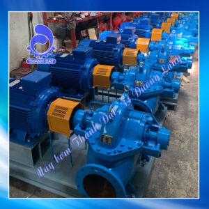 Máy bơm hai cửa hút Kaiquan KQSN400-M4/775 2000kW