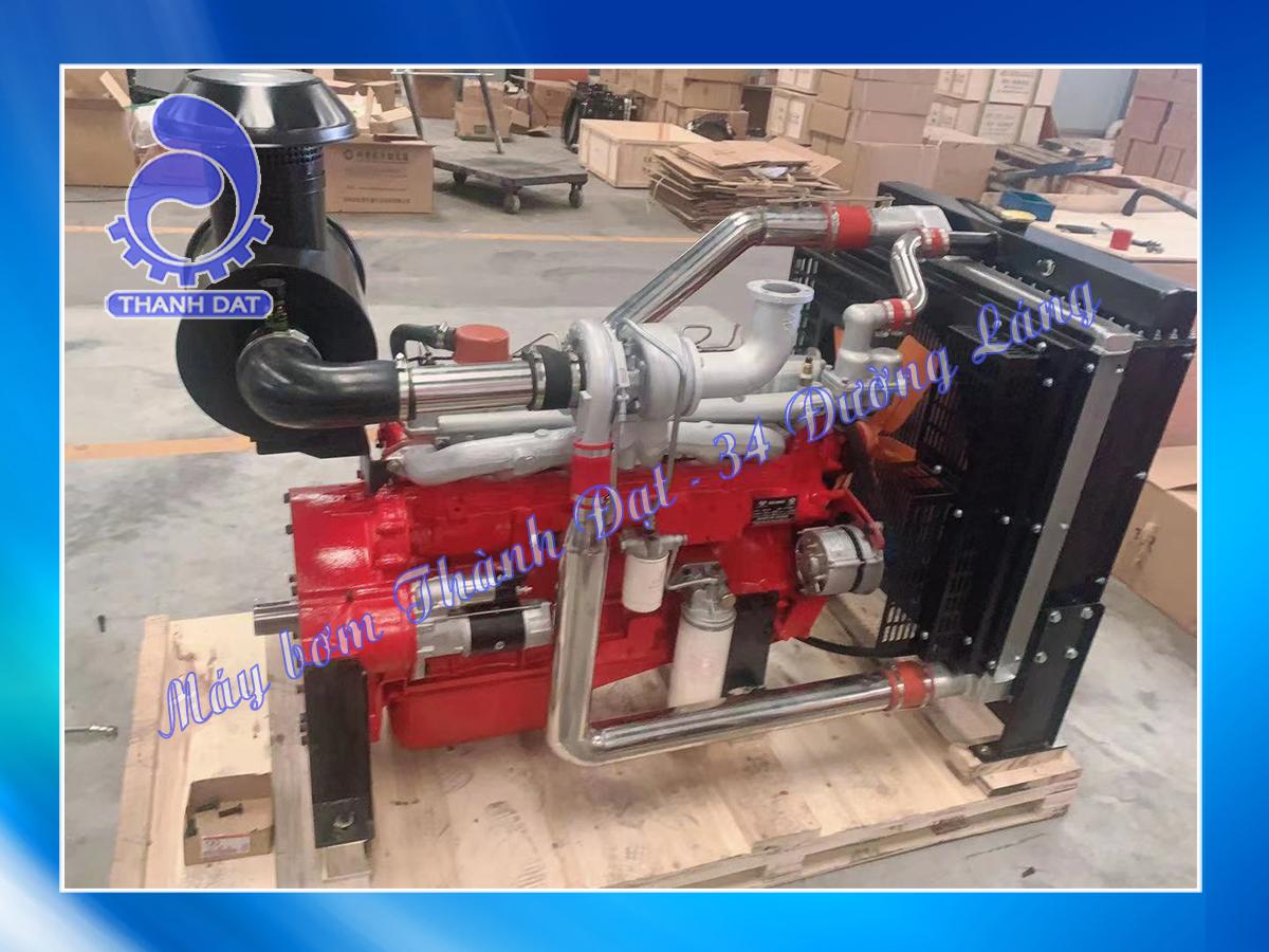 Động cơ diesel Weifang 6BD-Z