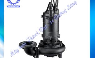 Tìm hiểu về dòng bơm nước thải Ebara DLC