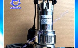 Tìm hiểu về bơm nước thải inox Pentax DX