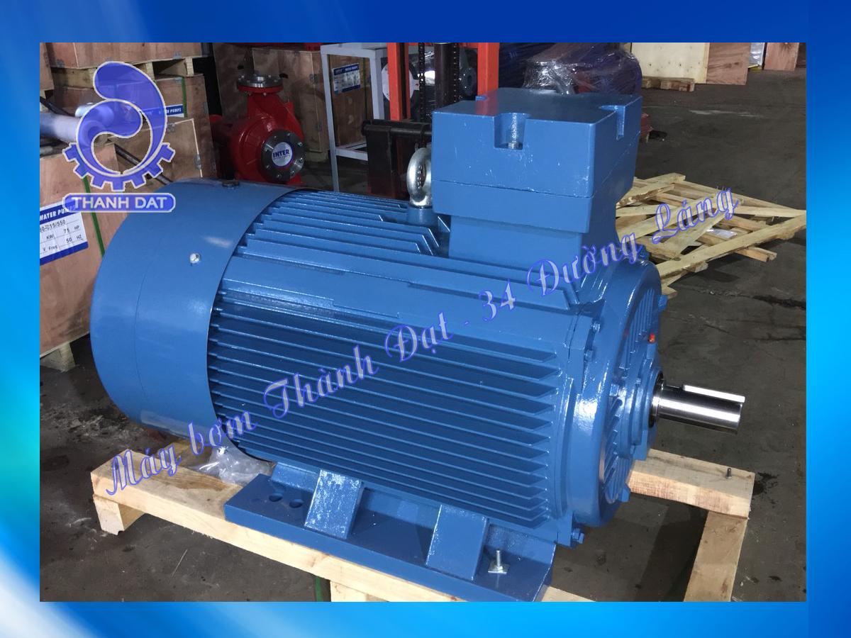 Động cơ điện Vicky VY-400L2-4 750HP