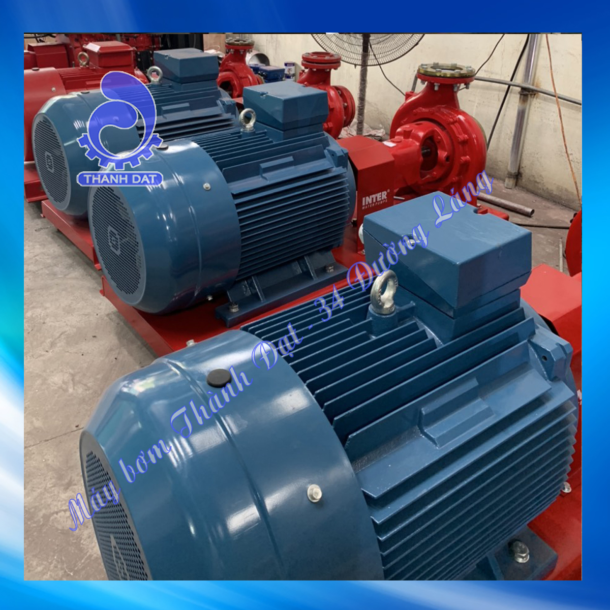 Động cơ điện Vicky VY-400L1-4 670HP
